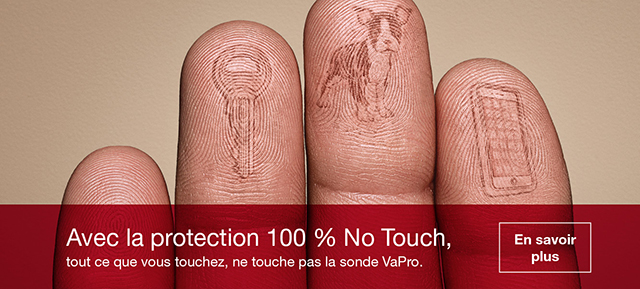VaPro No Touch
